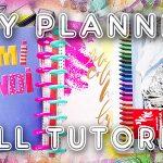 Easy DIY Planner Tutorial (ST77)